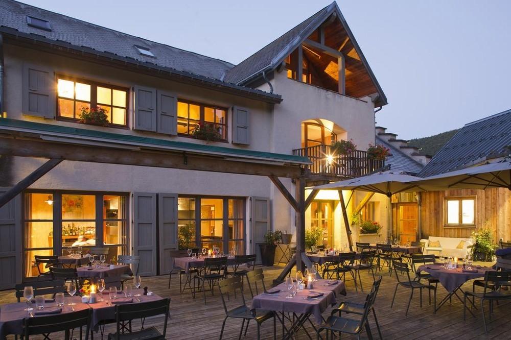 Hôtel du golf golf - terrazza