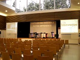Espace Agora Alpilles - Maussane-les-Alpilles seminar