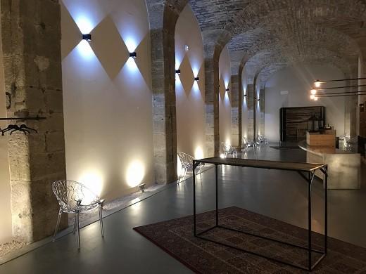 The dukes' vault - interior