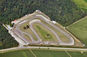Karting Biesheim - Aerial View