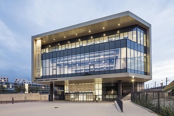 Metz Congress robert schuman - exterior