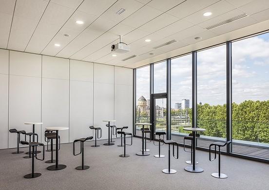 Metz Congress Robert Schuman - Room 3