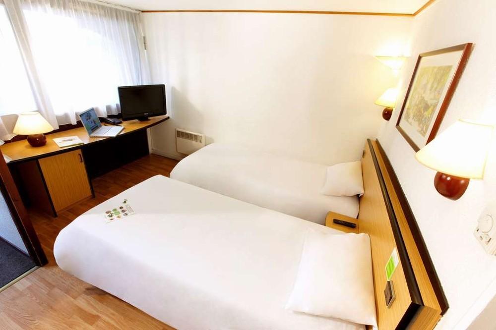 Campanile Mulhouse Nord - illzach ile napoleon - accommodation