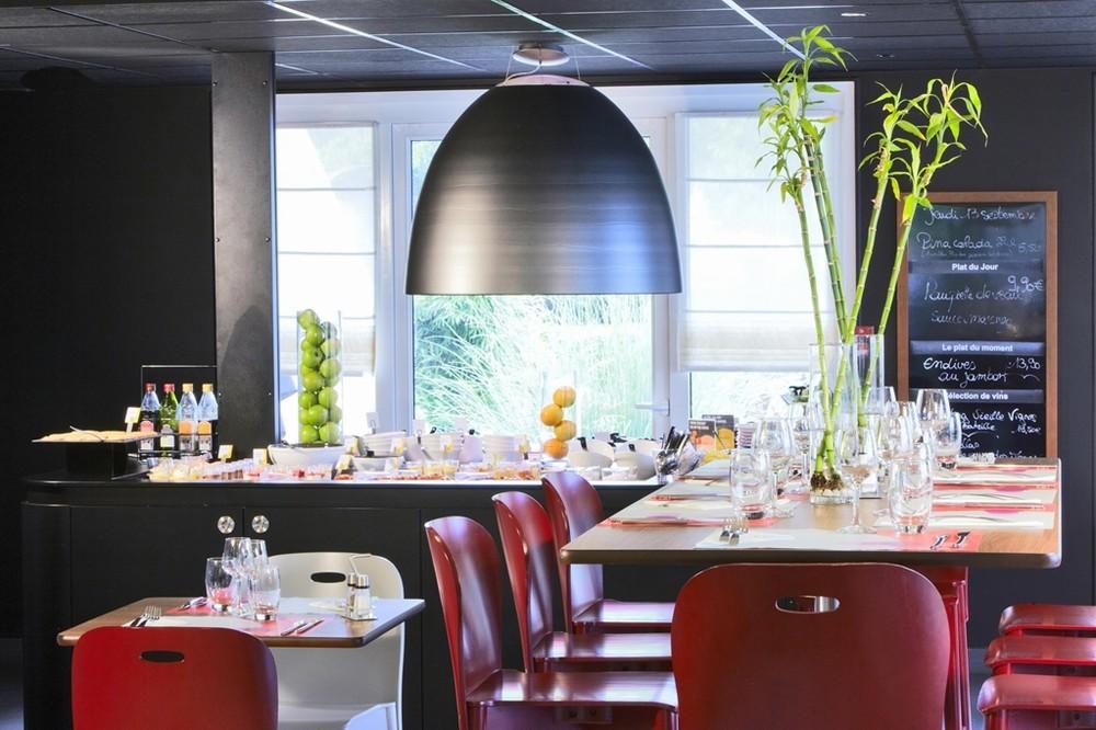 Campanile Mulhouse Nord - illzach ile napoleon - restaurant