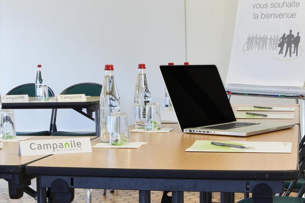 Campanile Mulhouse Nord - illzach ile napoleon - seminar room