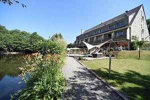 Sala de seminarios: Domaine du Lac -