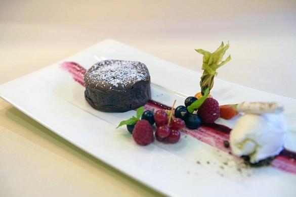 Domaine du Lac - Dessert