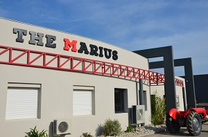 The Marius - Restaurante Carpentras