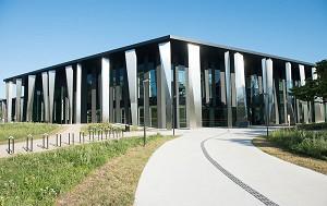 Palacio de Música y Congresos de Estrasburgo: sede de conferencias del Bajo Rin