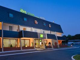 Ibis Styles Villepinte Exhibition Centre - Hotel Star 3 para seminários