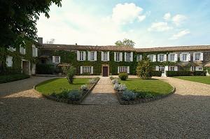 Domaine du Châtelard - lugar de la reunión de Angouleme