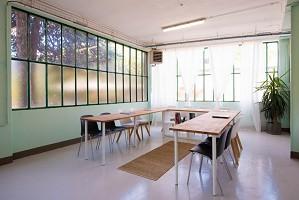 Una piccola sala laboratorio - tra i muri 2