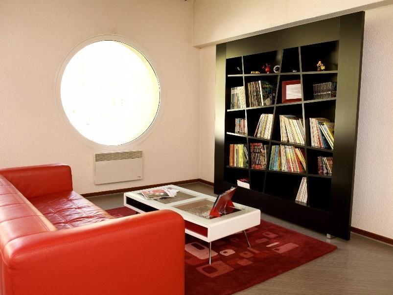 Hotel Orion - Biblioteca
