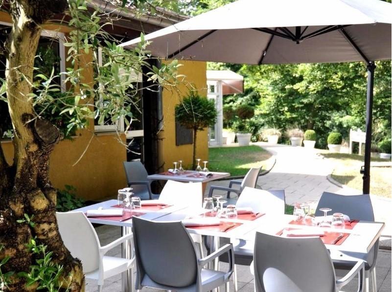 Hotel Orion - Terraza