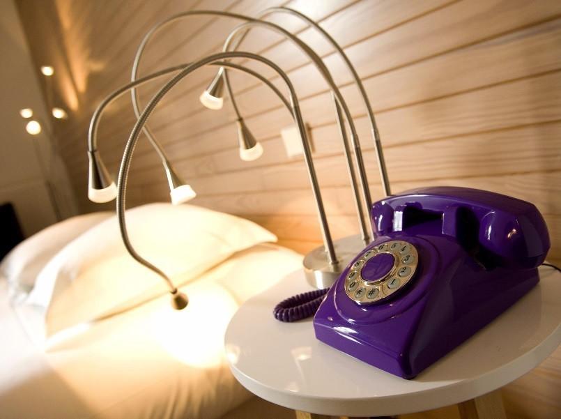 Hotel saint eloy - habitación