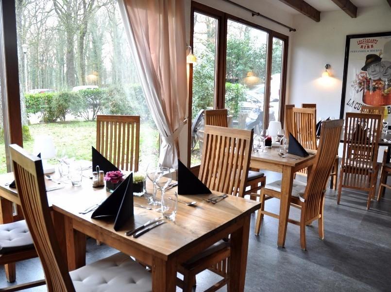 Hotel Saint Eloy - Restaurante