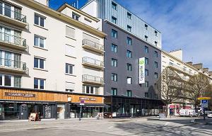 Campanile Rennes Centre Gare - Fassade