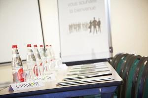 Campanile Avallon - Sala de reuniones