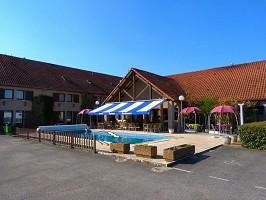 Kyriad Bergerac - Bergerac seminar hotel
