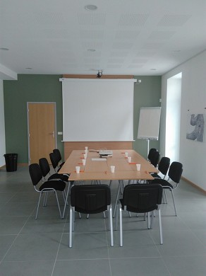 The closed berthet - meeting room