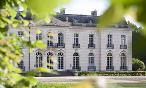 Castello di Beaugency - Facciata