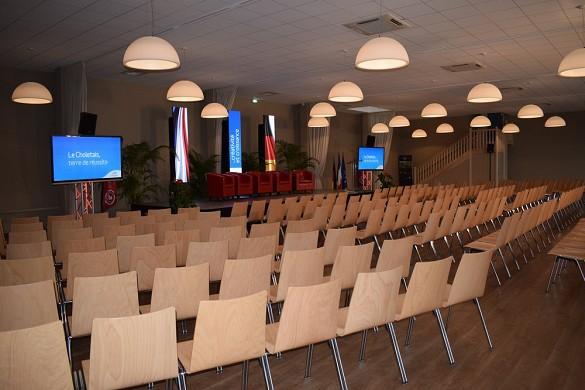 Die andere Fabrik - Konferenzraum
