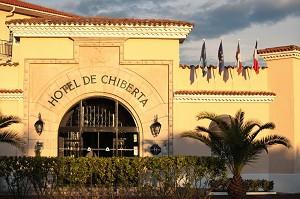Chiberta und Golf Hotel und Resort - Seminarort Baskenland