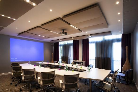Novotel evry-courcouronnes - sala riunioni