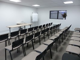 Padel Attitude - Sala de seminarios