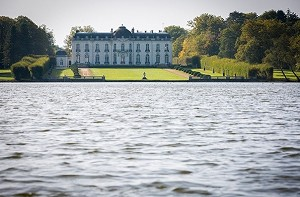 Château de Pont-Chevron - lugar do seminário Loiret