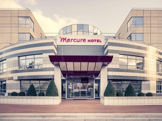Mercure Massy TGV station - Home