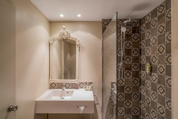 Mercure Country House Park Coudray - Bathroom