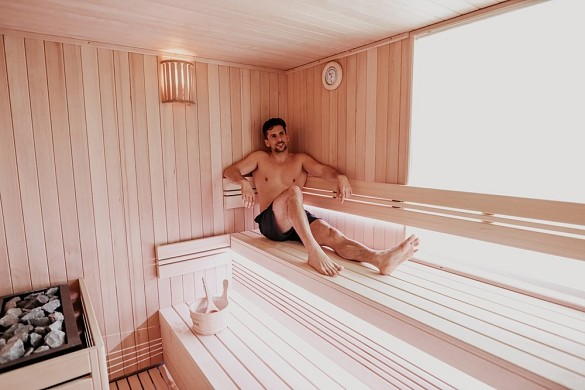 Mercure country house parc du coudray - sauna spa