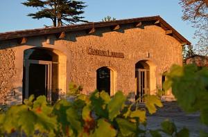 Château Lardier - Schlossseminar Gironde