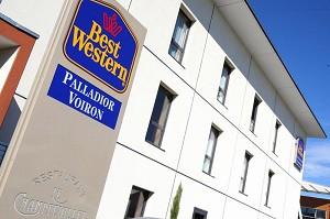 Best Western Palladior Voiron - Fassade
