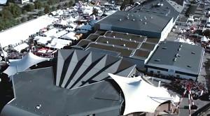 Ausstellungs- und Kongresszentrum von Colmar - Kongresszentrum Haut-Rhin 68