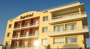 Imperial Hotel - Hotelfront