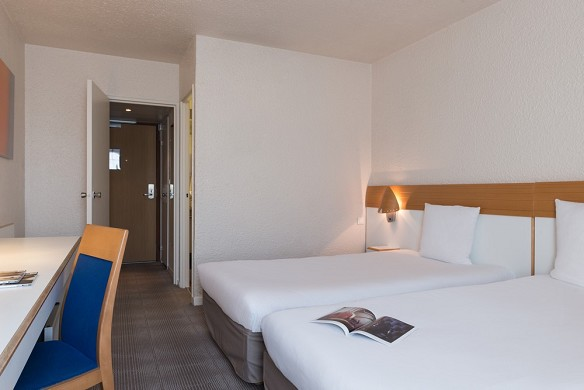Novotel paris est - accommodation