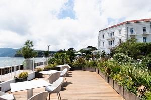 Grand Hotel des Sablettes-Plage - Exterior