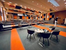 Classroom amphitheater