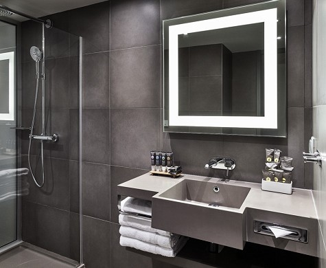 Novotel paris rueil malmaison - bathroom