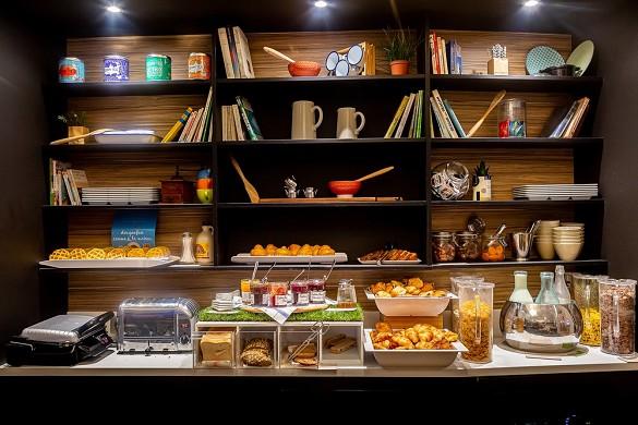 Novotel Paris Rueil Malmaison - Breakfast