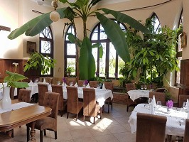 Domaine de Vareilles - Restaurant