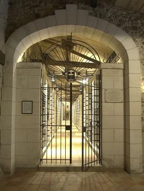 Castillo de Carbonnieux - entrada