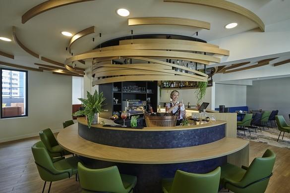 Mercure paris la defence - bar xii - rooftop & cocktail