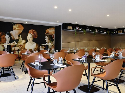 Mercure paris la defence - ristorante - bar vingko