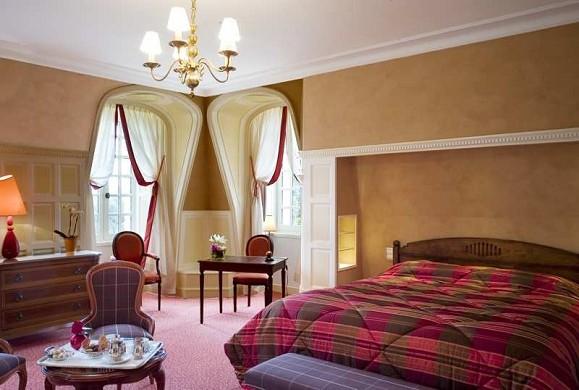 Château de beaulieu hotel restaurant and spa - accommodation