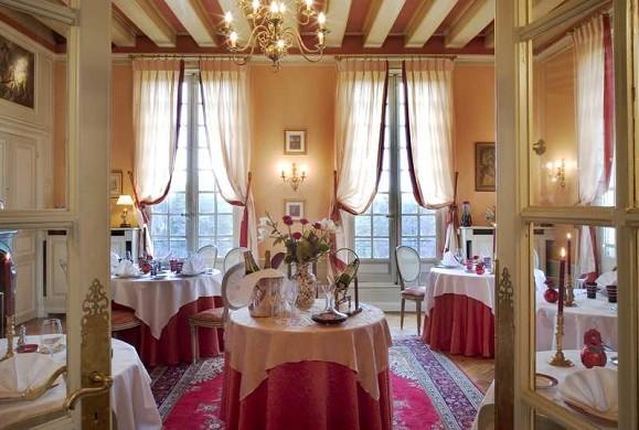Beaulieu Castle hotel restaurant and spa - restaurant