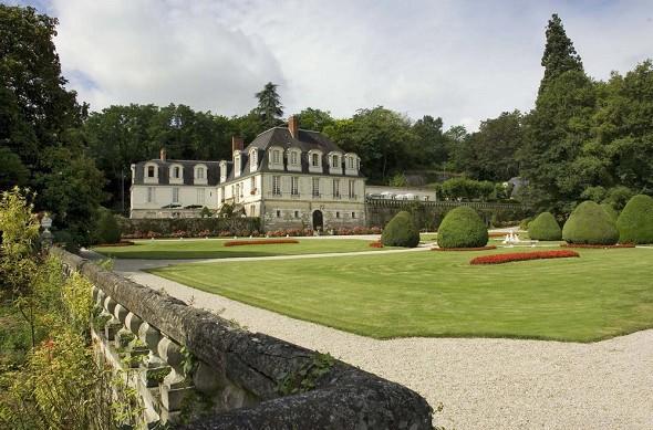 Château de beaulieu hotel restaurant and spa - castle seminar played-les-tours