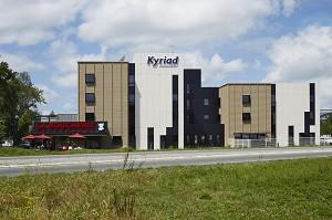 Kyriad Prestige Pau Zénith - Hotelfassade